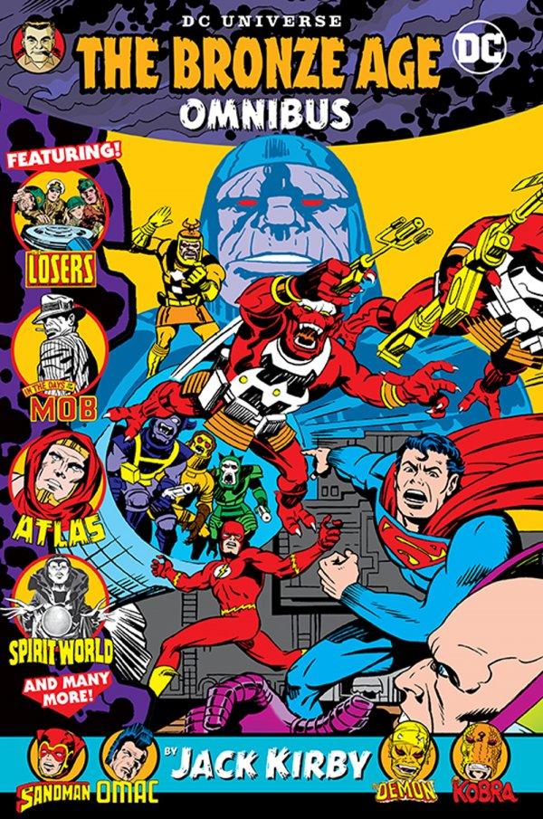 "JACK KIRBY ETRIGAN THE DEMON  PRINT 11 x 14/""  Batman Universe"