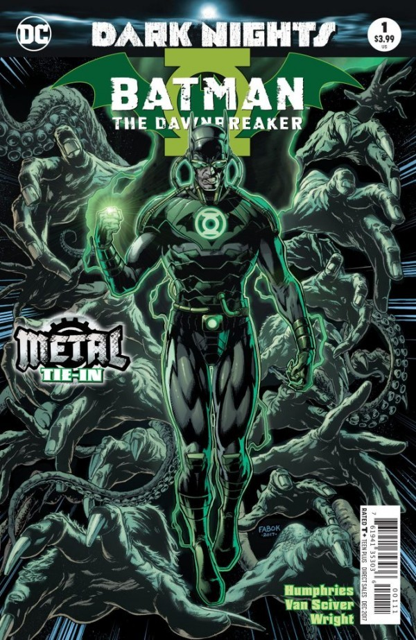 Batman: The Dawnbreaker #1