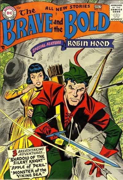 The Brave and the Bold #12