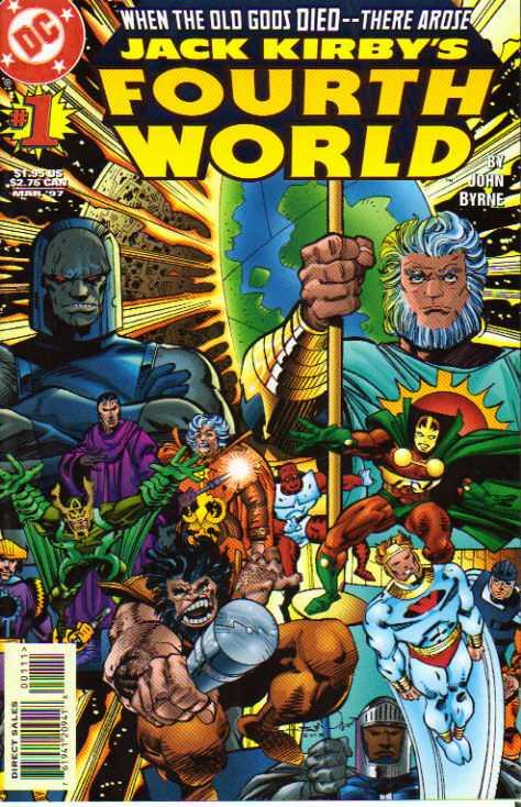 Jack Kirby's Fourth World #1