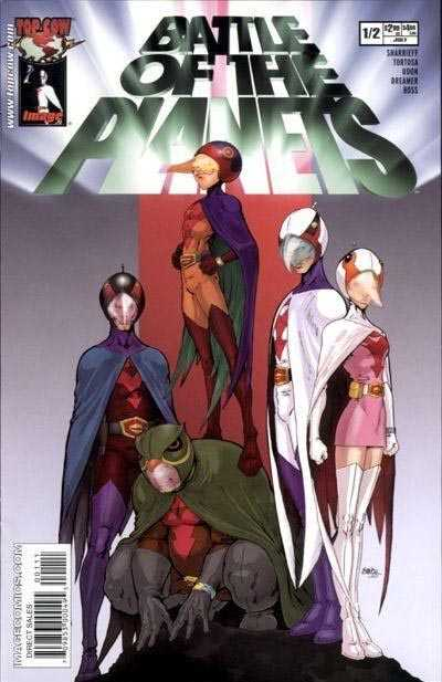 Battle of the Planets #½