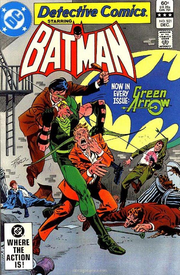 Detective Comics #521