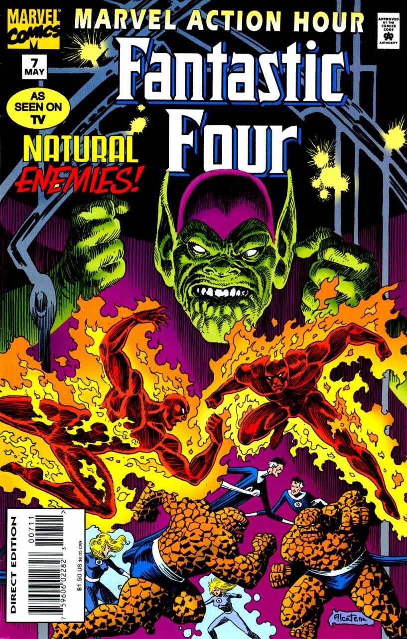 Marvel Action Hour: Fantastic Four #7