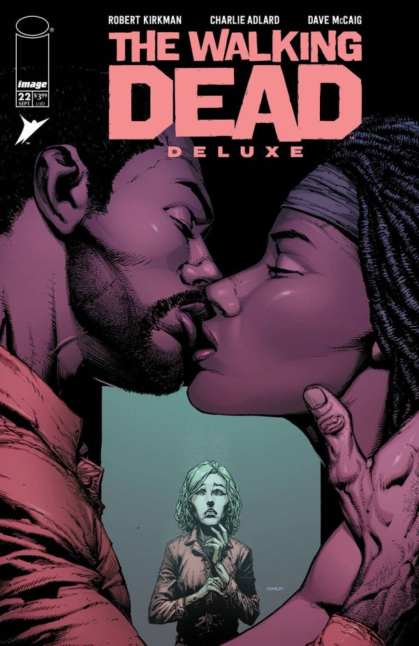 The Walking Dead Deluxe #22