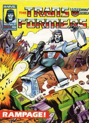 The Transformers #107