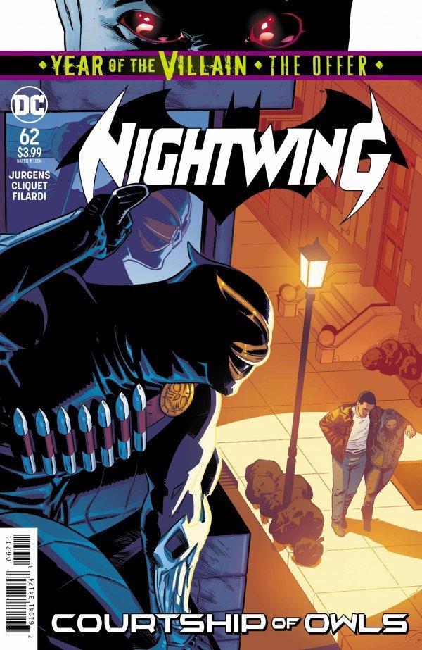 Nightwing #62