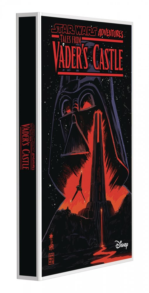 Star Wars Adventures: Tales From Vader's Castle Box Set