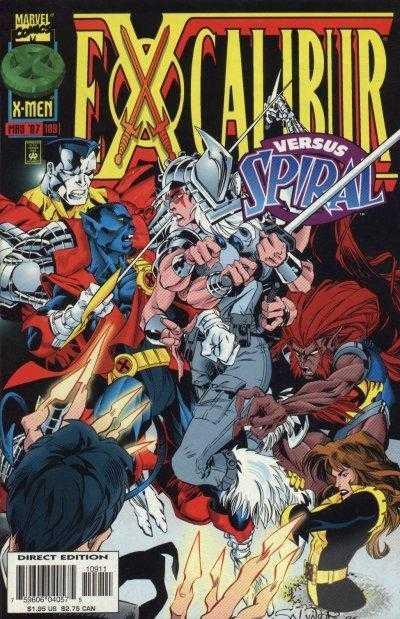 Excalibur #109