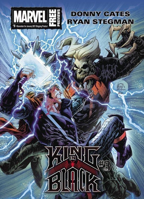 Marvel Previews #5