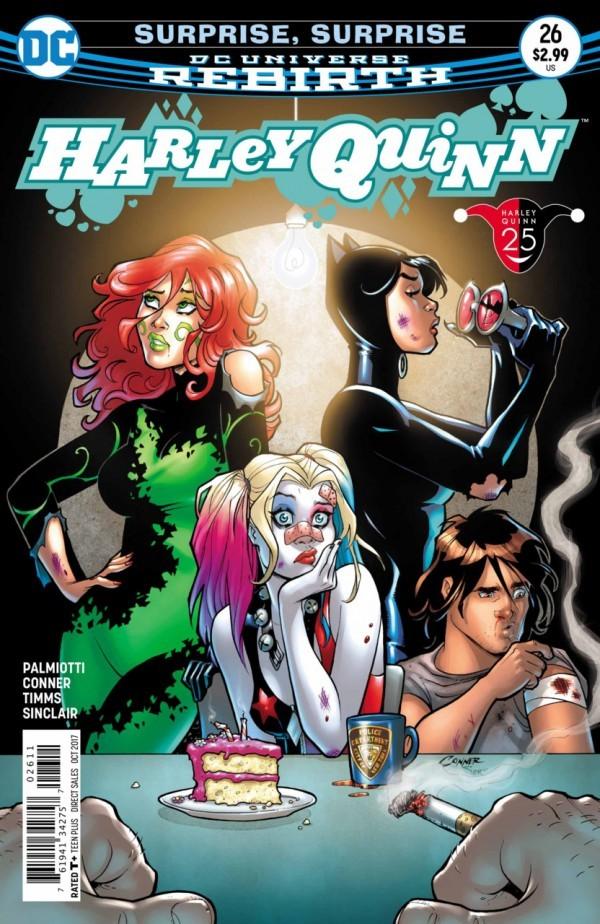 Harley Quinn #26