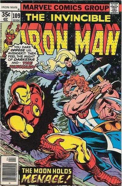 Iron Man #109