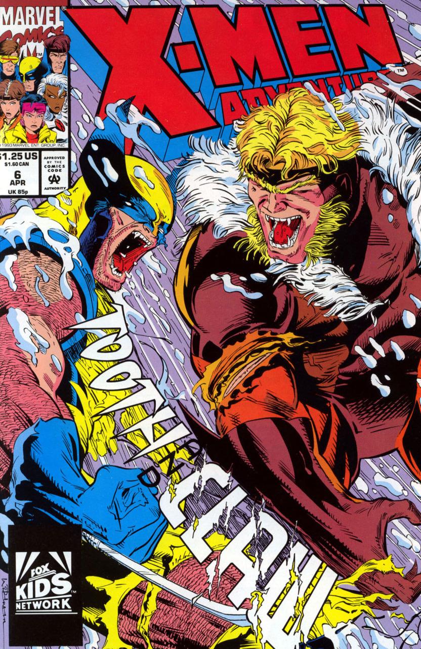 X-Men Adventures #6