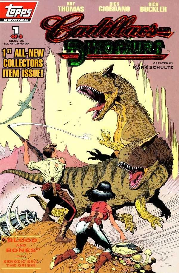 Cadillacs and Dinosaurs #1