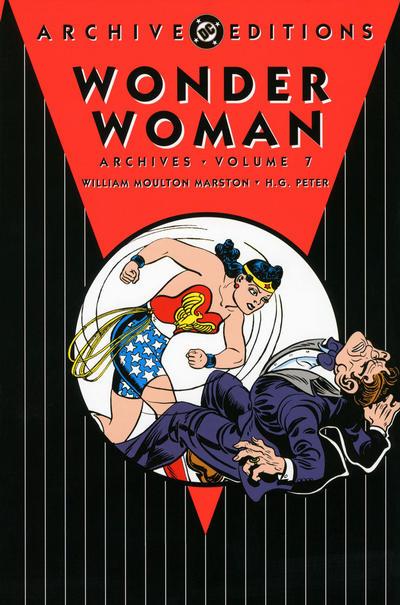 Wonder Woman Archives Vol. 7 HC