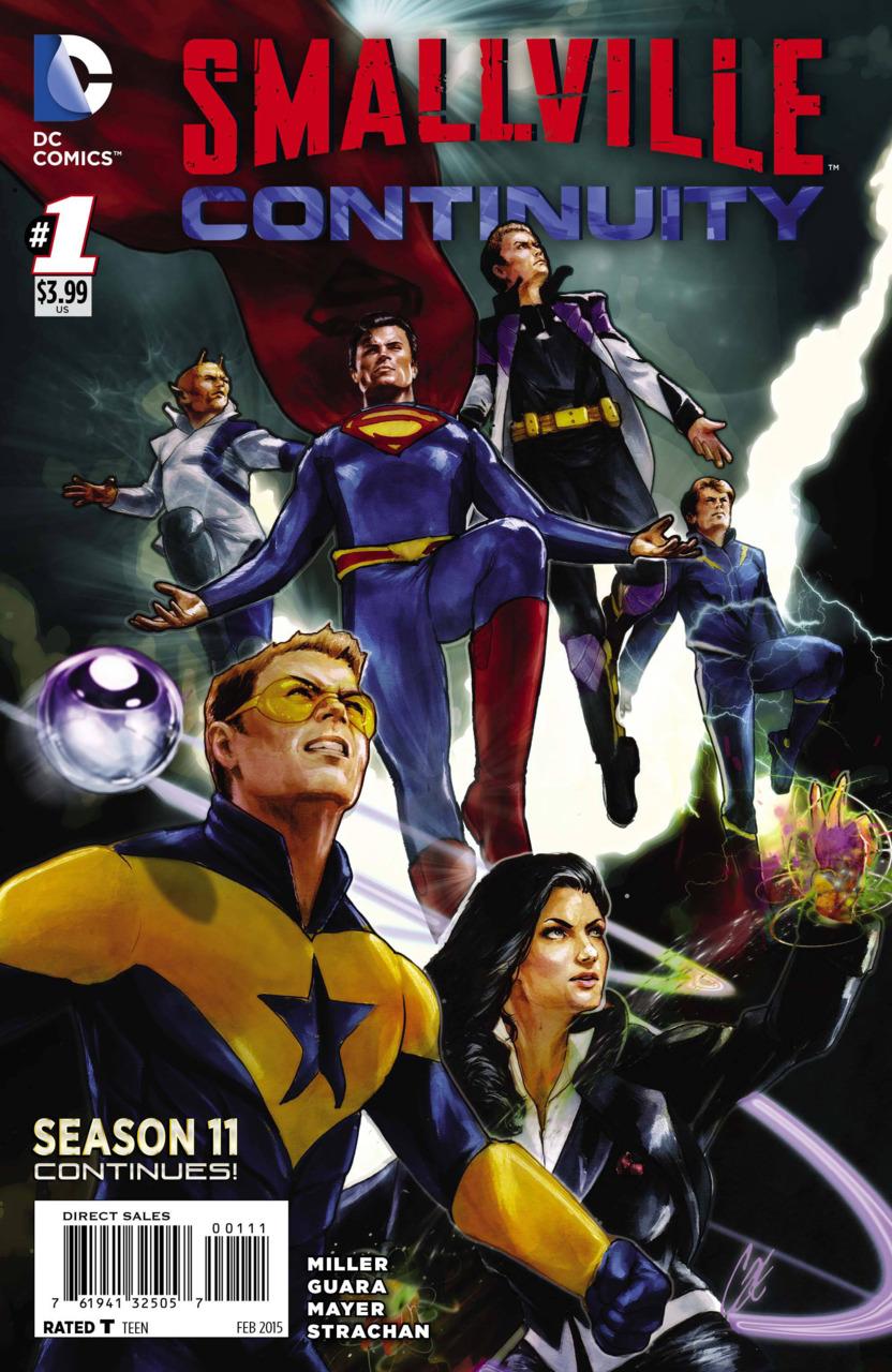 Smallville Season 11 Continuity 1 Reviews
