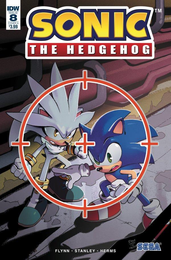 Sonic the Hedgehog #8