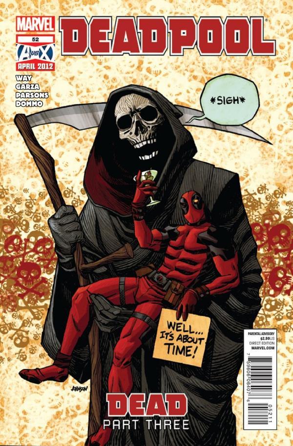 Deadpool #52