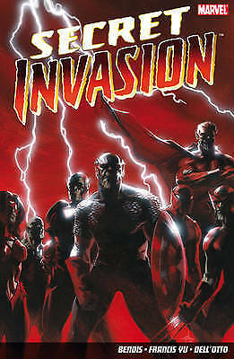 Secret Invasion Graphic Novel