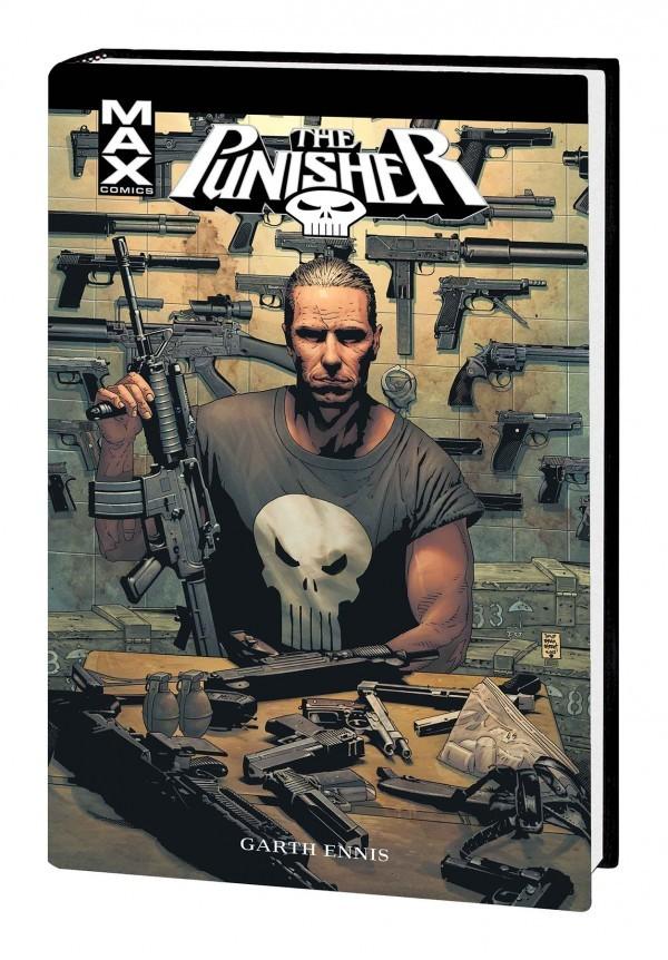 Punisher Max By Garth Ennis Omnibus Vol. 1 HC Reviews