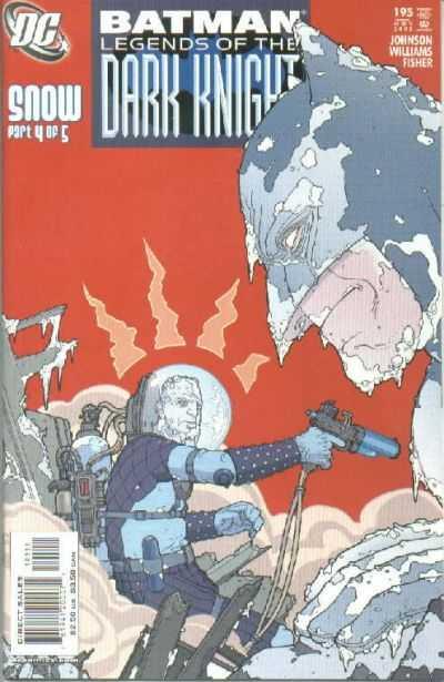 Batman: Legends of the Dark Knight #195