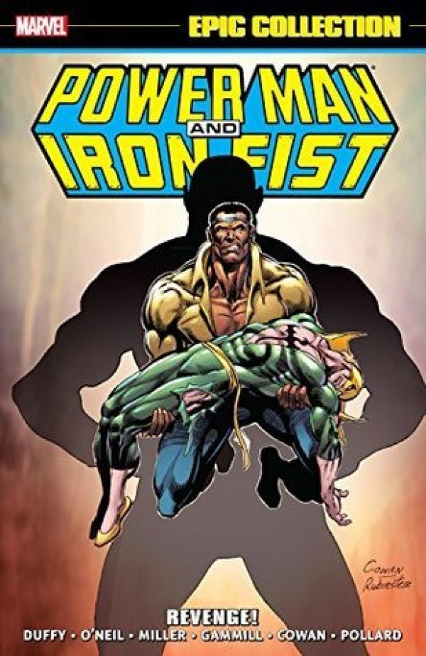 Power Man and Iron Fist Epic Collection: Revenge! TP