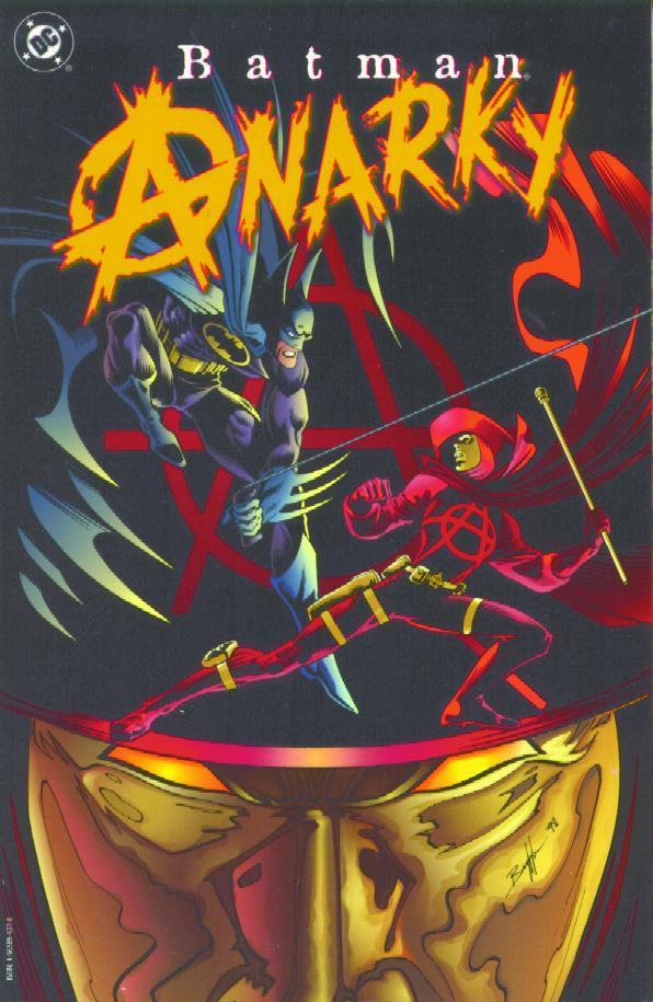 Anarky Batman Anarky