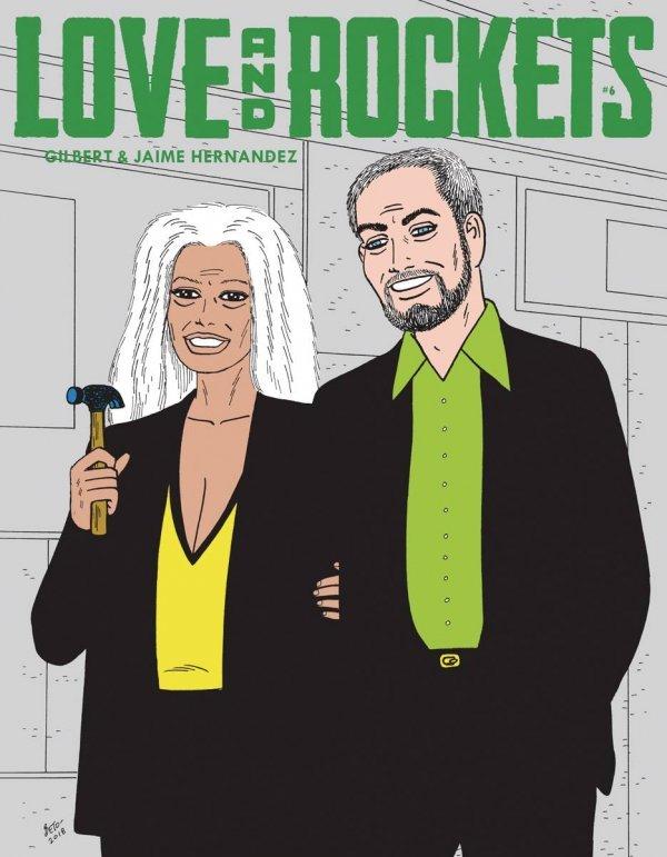 Love & Rockets Magazine #6