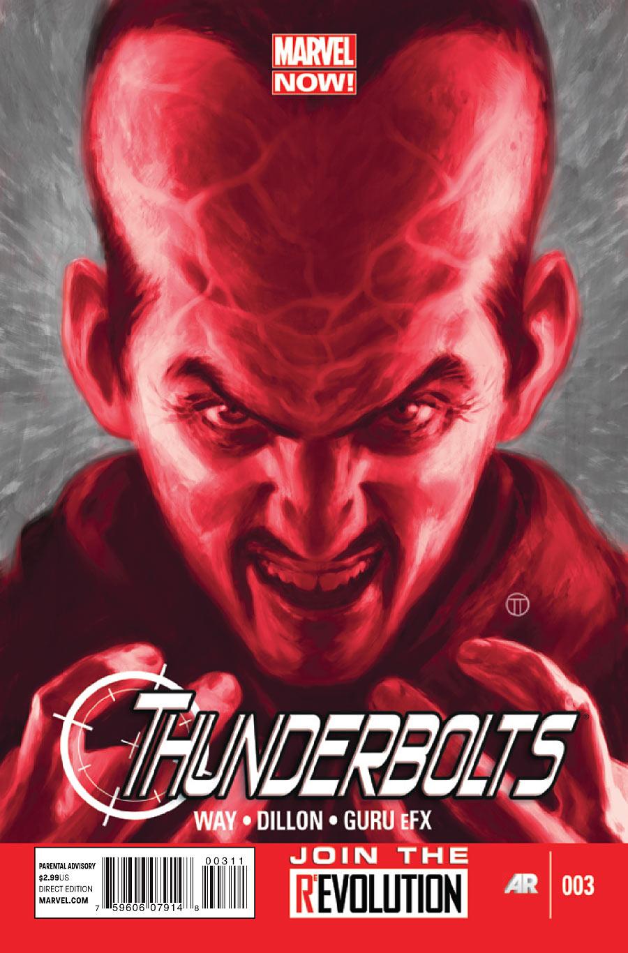 Thunderbolts #3