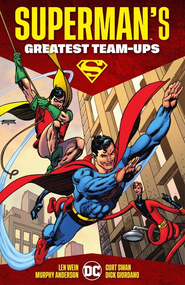 Superman's Greatest Team-Ups HC