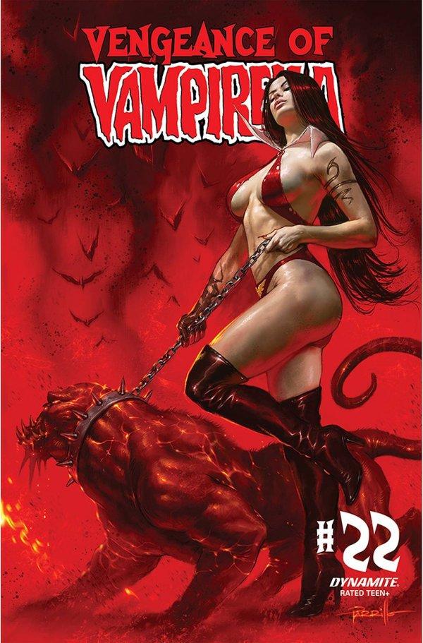 Vengeance of Vampirella #22