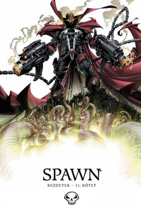 Spawn Kezdetek 11. Kötet HC