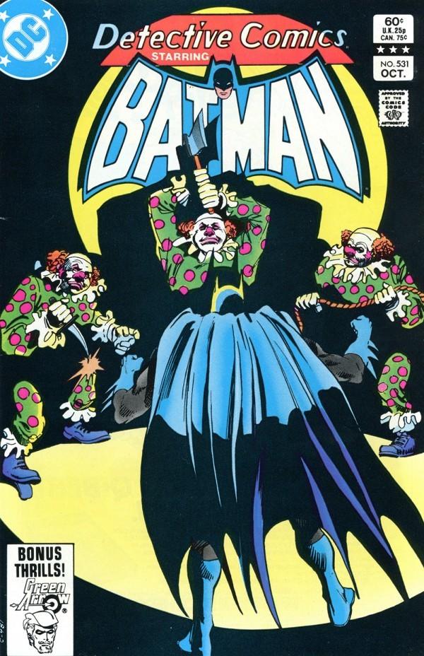 Detective Comics #531