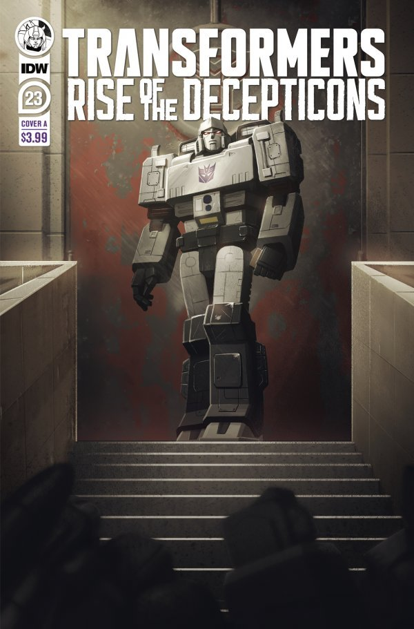 The Transformers #23