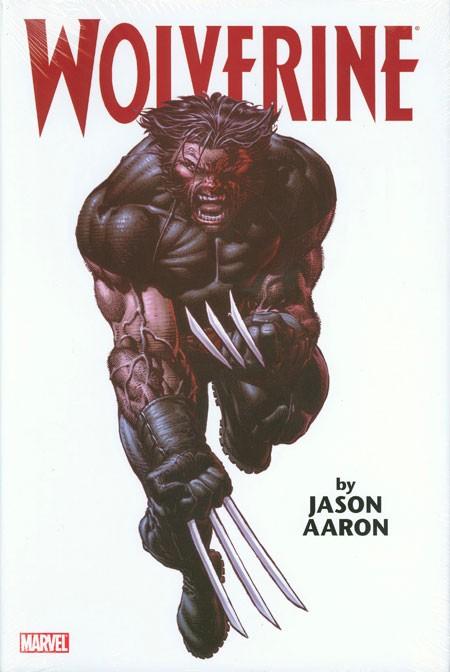 Wolverine By Jason Aaron Omnibus Vol. 1 HC