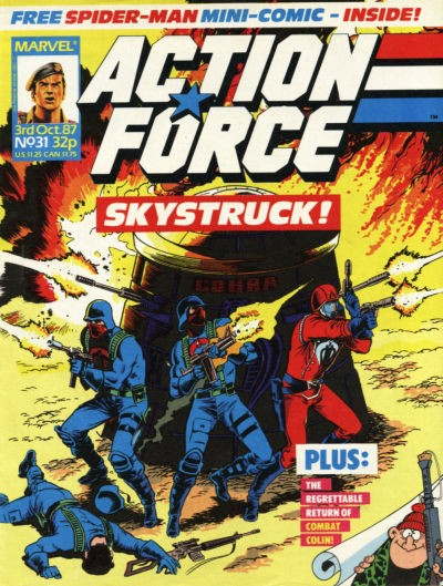Action Force #31