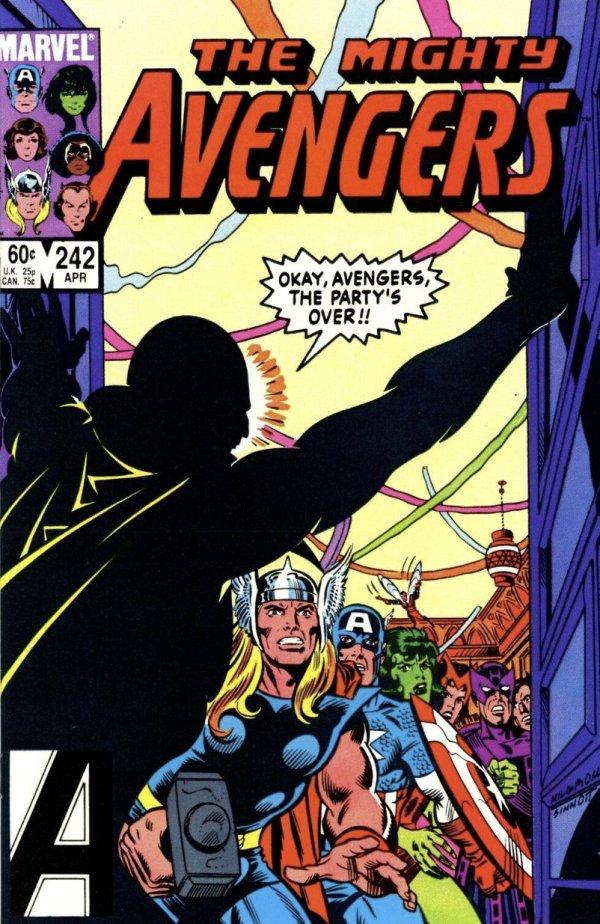 The Avengers #242