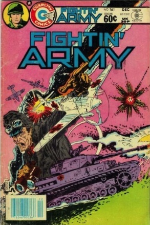 Fightin' Army #161
