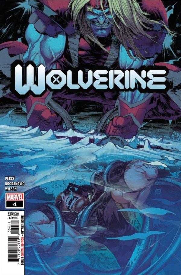 Wolverine #4