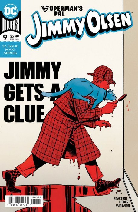Superman's Pal, Jimmy Olsen #9