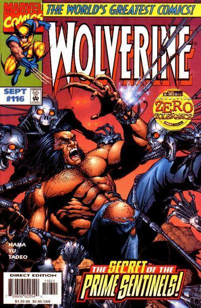 Wolverine #116