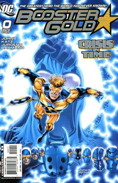 Booster Gold #0