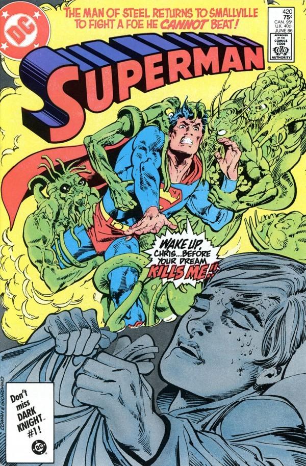 Superman #420