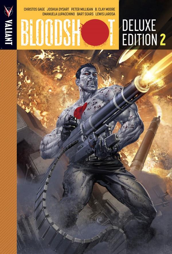 Bloodshot  Deluxe Edition Vol. 2 HC