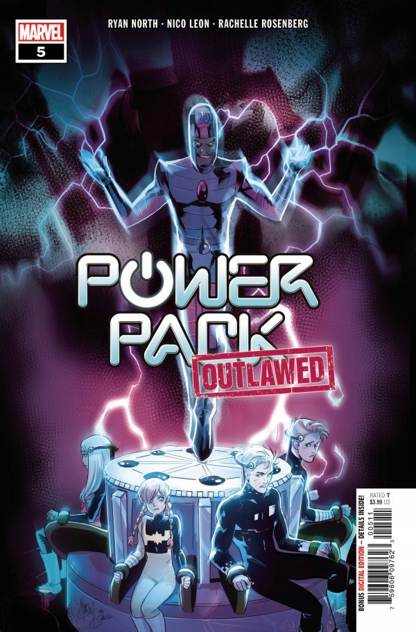 Power Pack #5