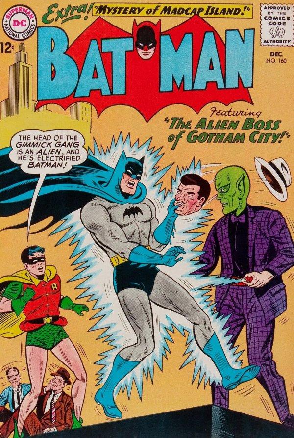 Batman #160