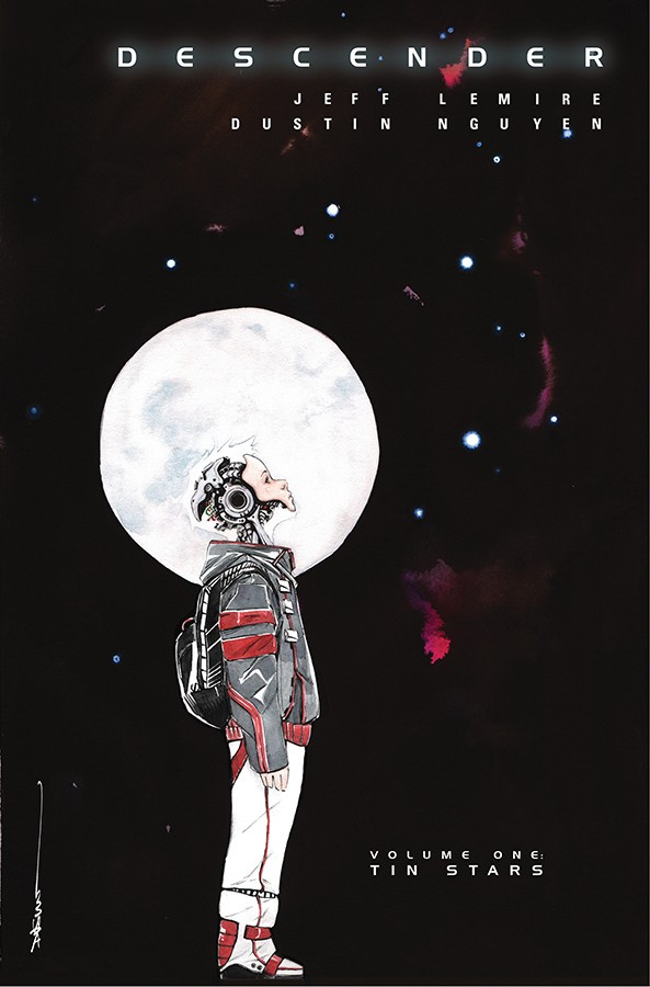 Descender Vol. 1: Tin Stars TP