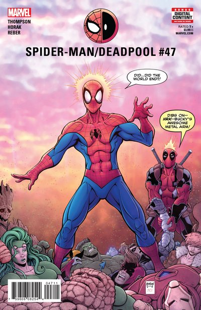 Spider-Man / Deadpool #47