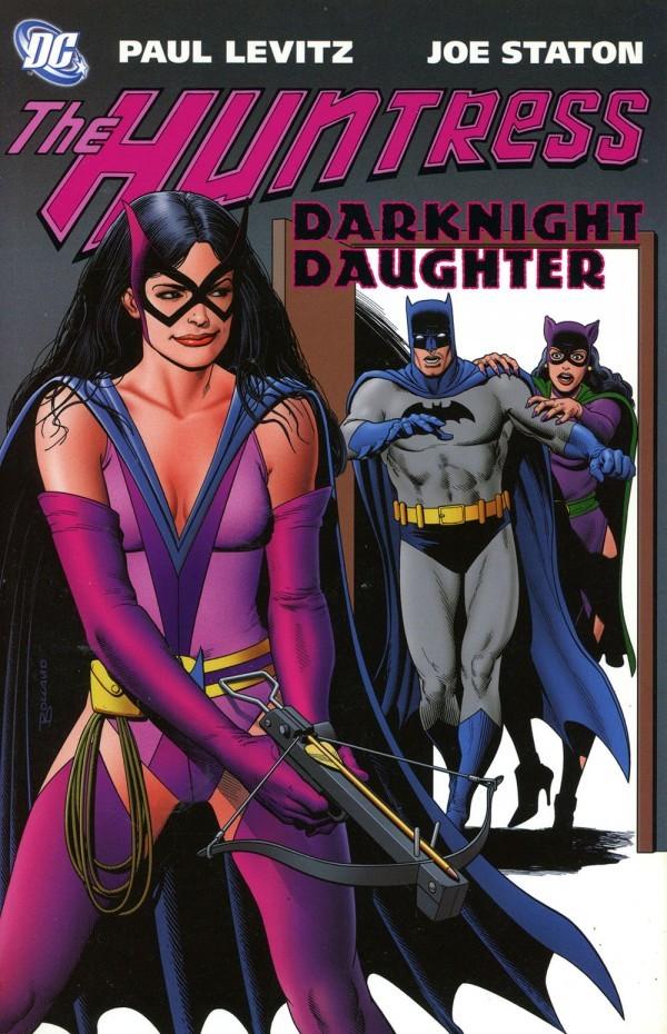 The Huntress: Darknight Daughter TP