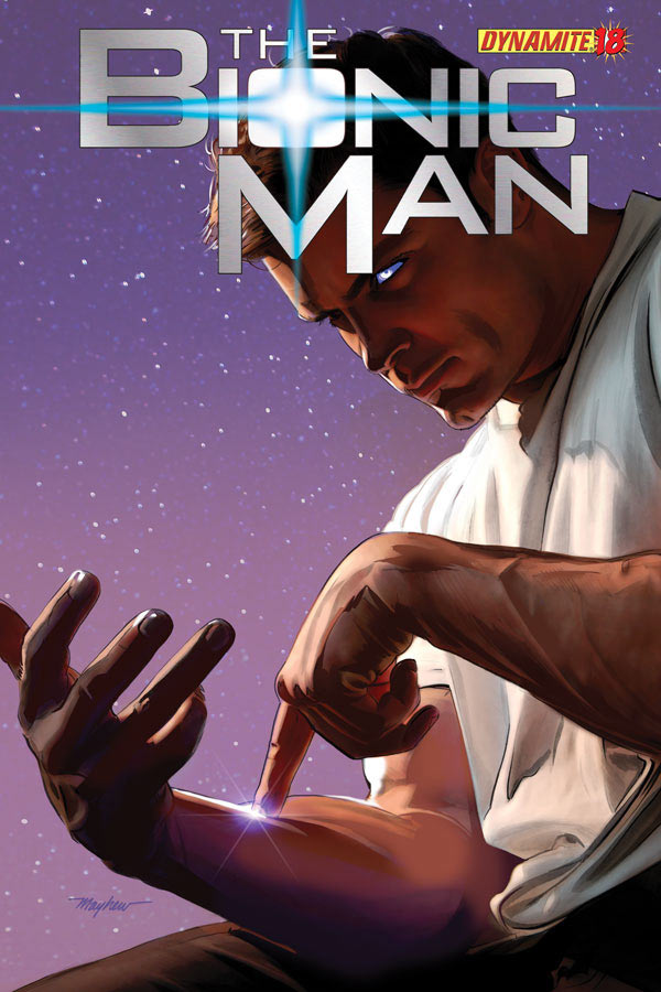 The Bionic Man #18
