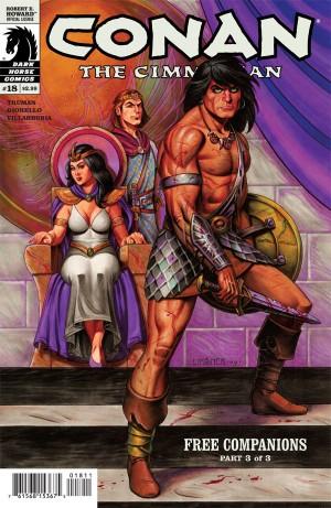 Conan the Cimmerian #18